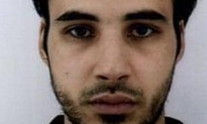 Strasbourg terrorist attack Cherif Chekatt
